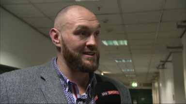 Fury expecting good fight