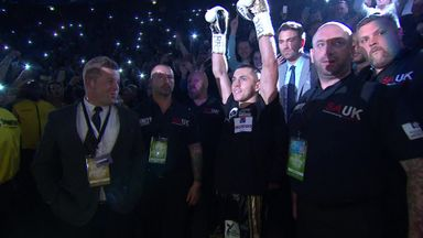 Scott Quigg Ringwalk