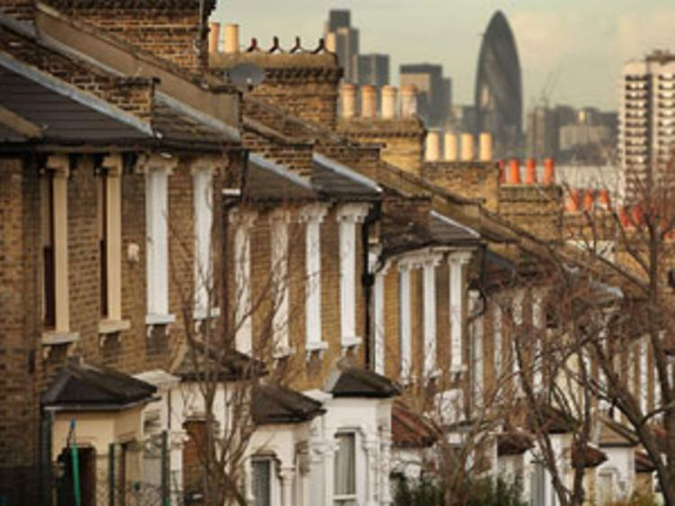 Mortgage rates are inextricably linked to the health of the City of London