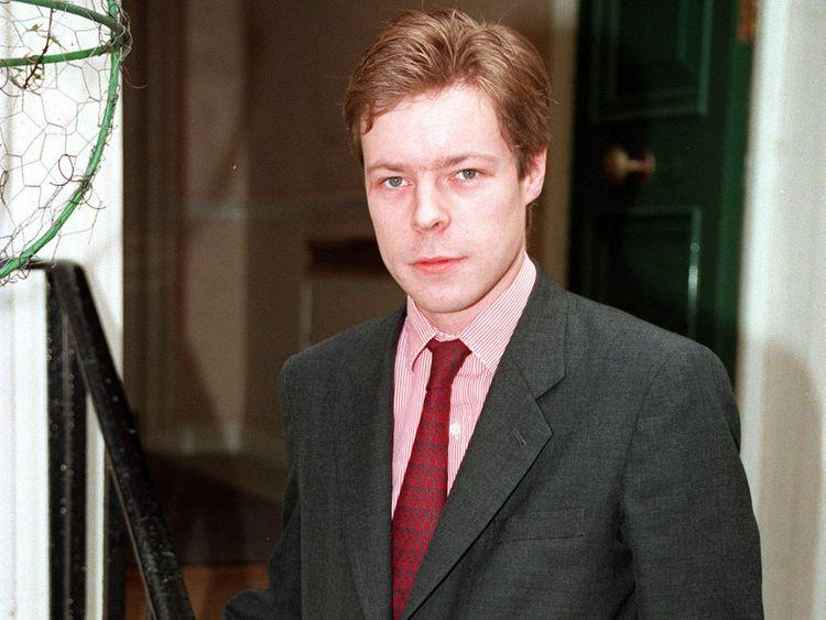Lord Lucan's son George Bingham