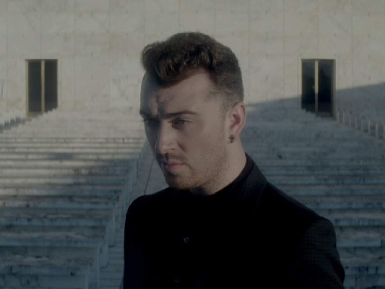 Sam Smith Writing's On The Wall Bond theme