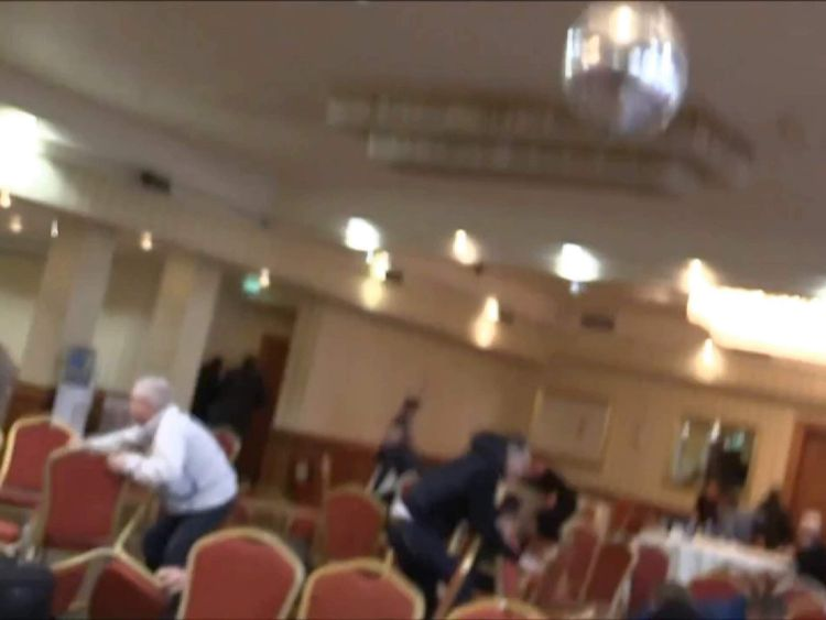 Shooting at Dublin hotel boxing weigh-in