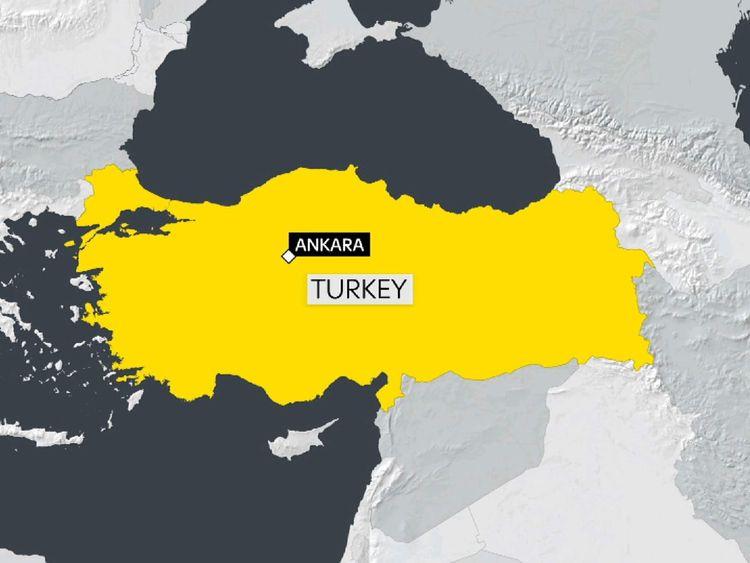 Ankara is the capital of Turkey