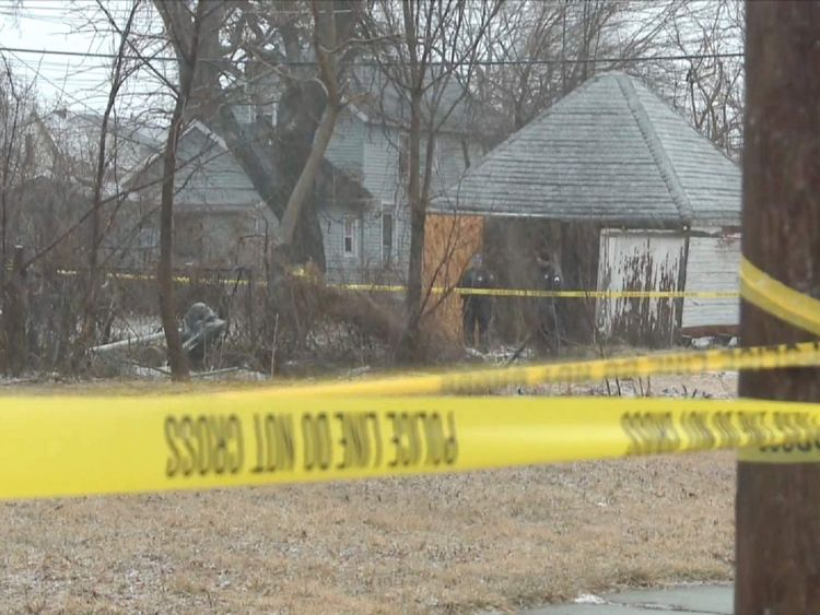 The victims' bodies were found in a house in Fort Wayne