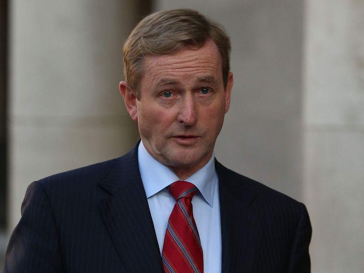 Enda Kenny After the Senate referendum