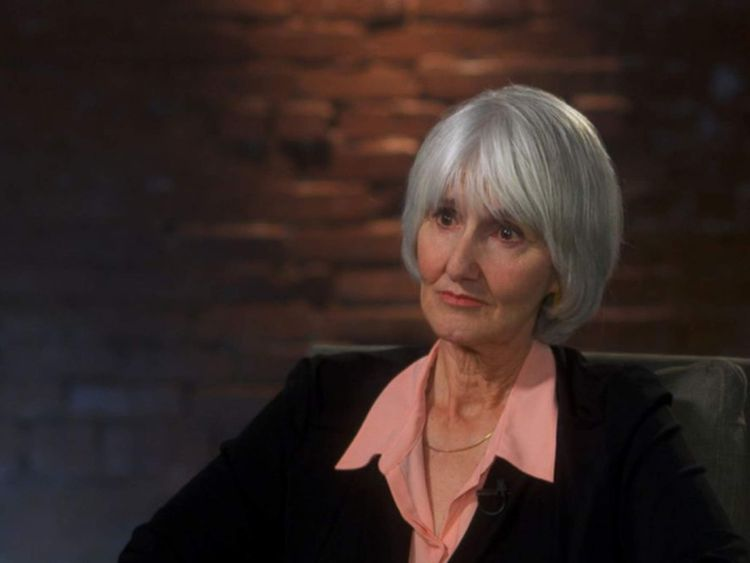 CREDIT: ABC NEWS... Sue Klebold first TV interview on ABC News' 20/20 with Diane Sawyer