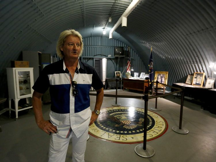 JFK nuclear bunker