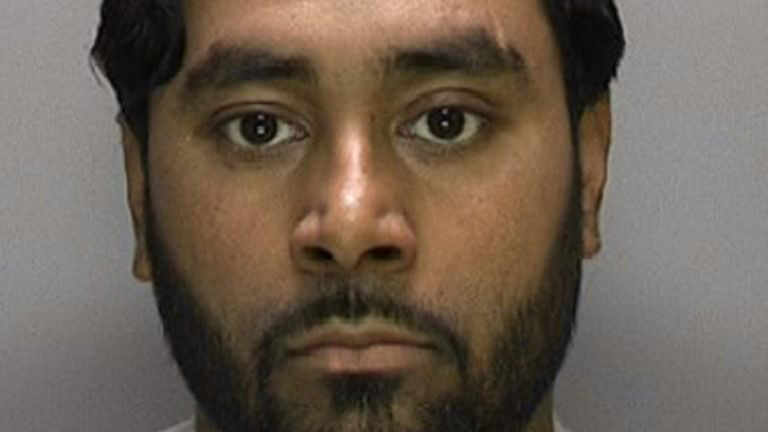Thames Valley Police undated handout photo of Mohammed Uddin