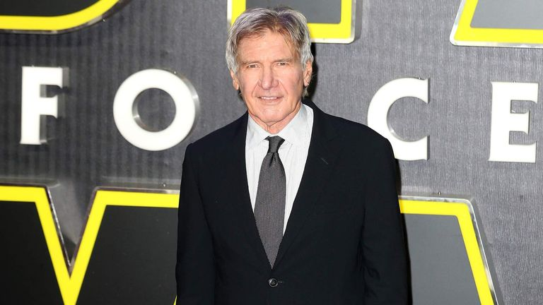 """Matchless At The European Film Premiere Of """"Star Wars: The Force Awakens"""""""