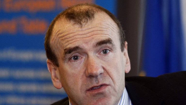 Former Tesco boss Sir Terry Leahy