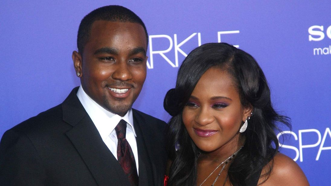 "Bobbi Kristina and Nick Gordon at Pictures Presents ""Sparkle"" Tri Star Pictures Presents ""Sparkle"""