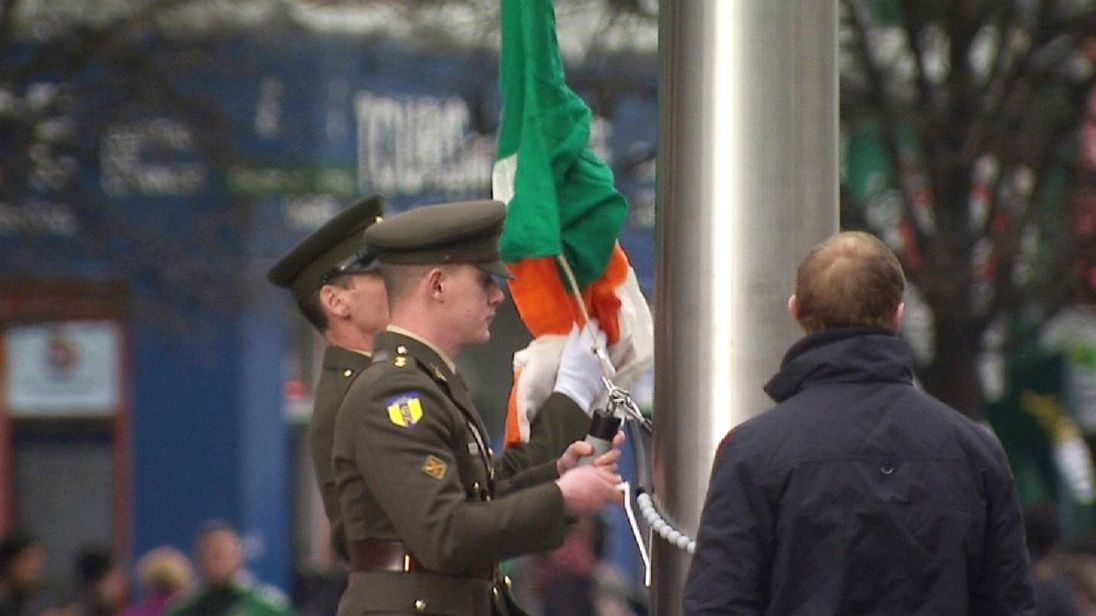 Easter Rising commemorations in Ireland