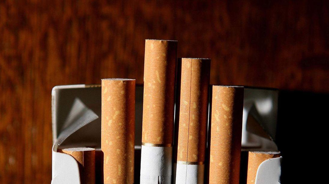 Cigarette Packaging Generic