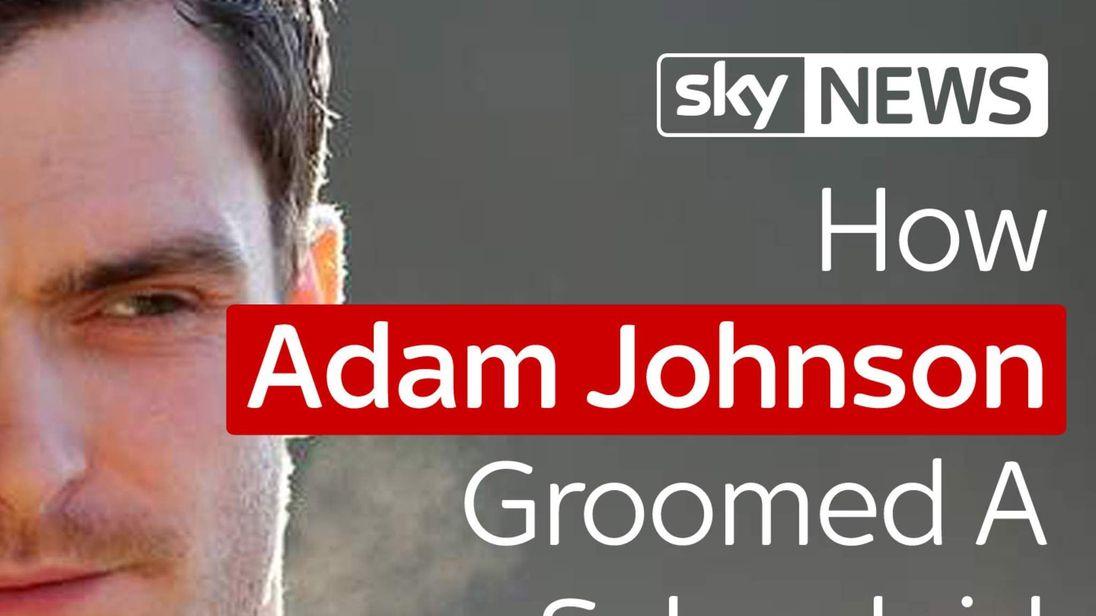 Adam Johnson