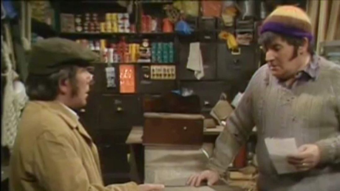 Image result for the two ronnies four candles