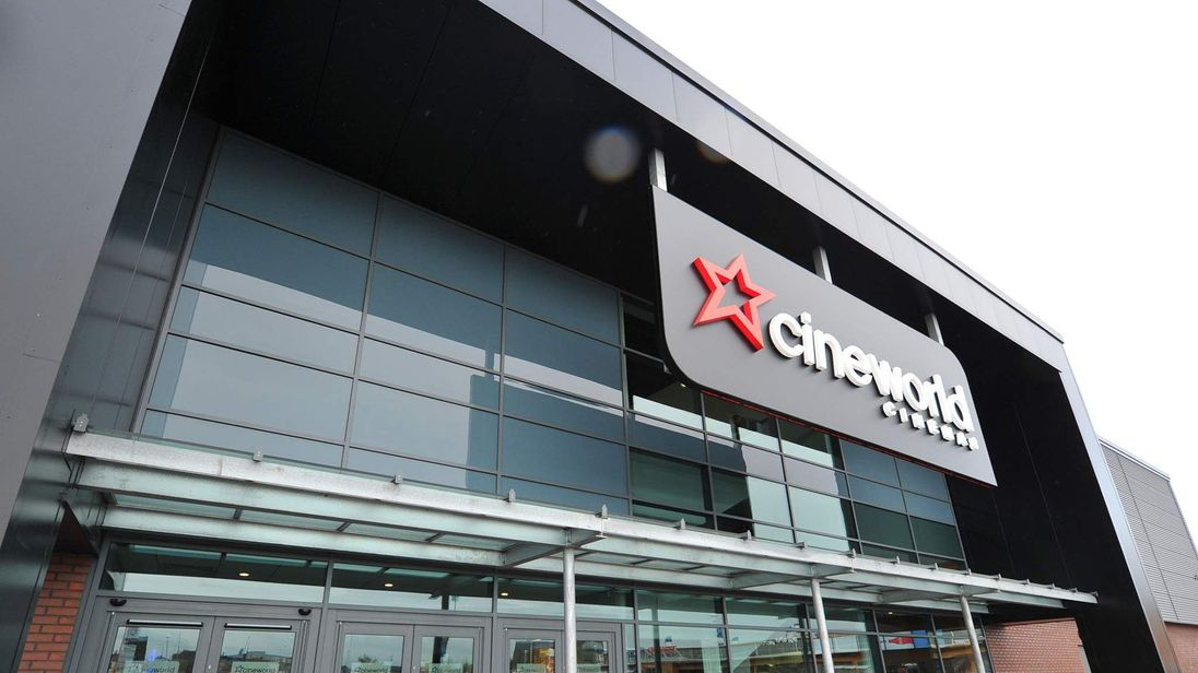 Cineworld has been refurbishing cinemas in its UK estate