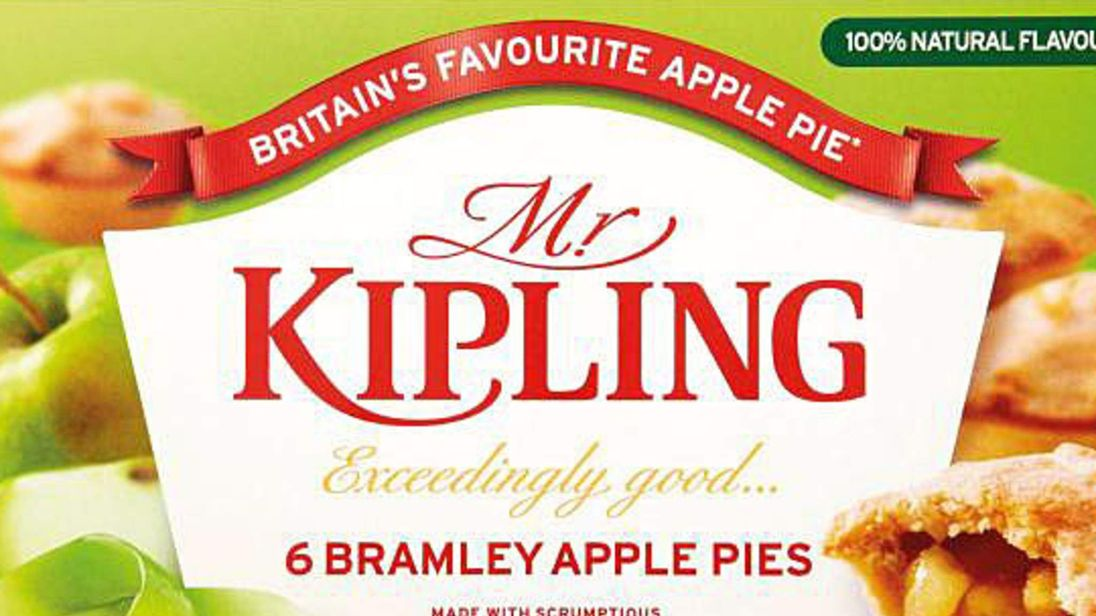 Mr Kipling maker in talks to sell Ambrosia rice pudding brand