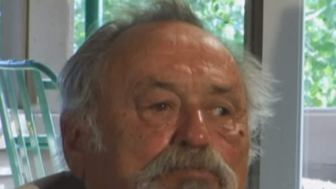 Legends Of The Fall author Jim Harrison
