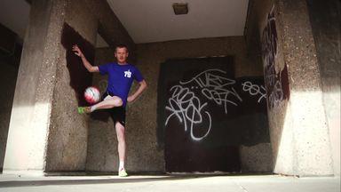 Tyler Swift: Football Freestyler