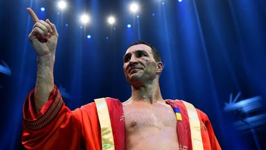 Inside Klitschko's training camp