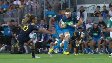 Hits of the week - Super Rugby Round 1