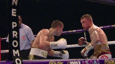 Quigg wants Frampton again