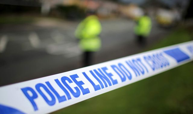 Teenager charged after policeman stabbed in the back near play area