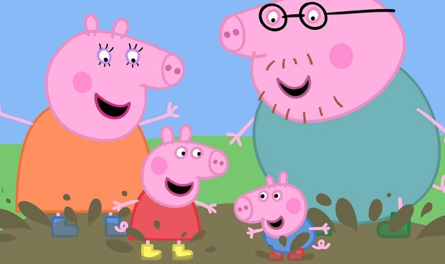 Hasbro to buy Peppa Pig owner Entertainment One for £3.3bn