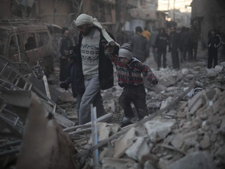 Save The Children Syria Images