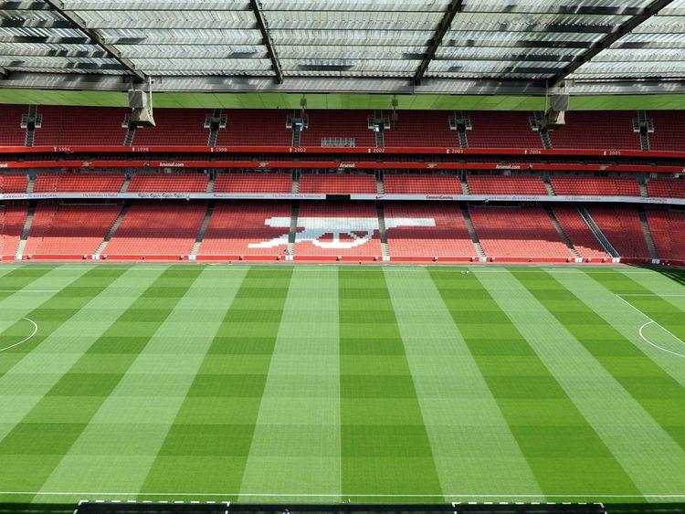 Arsenal's Emirates Stadium is Prepared Ahead of New Season