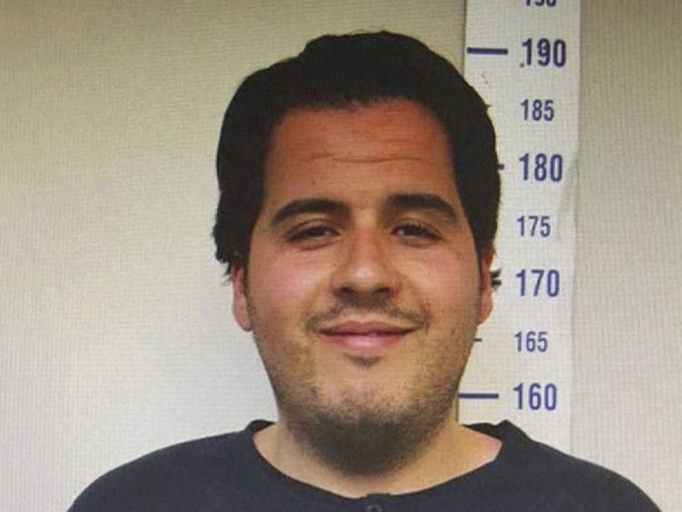 IBRAHIM BAKRAOUI in turkish custody