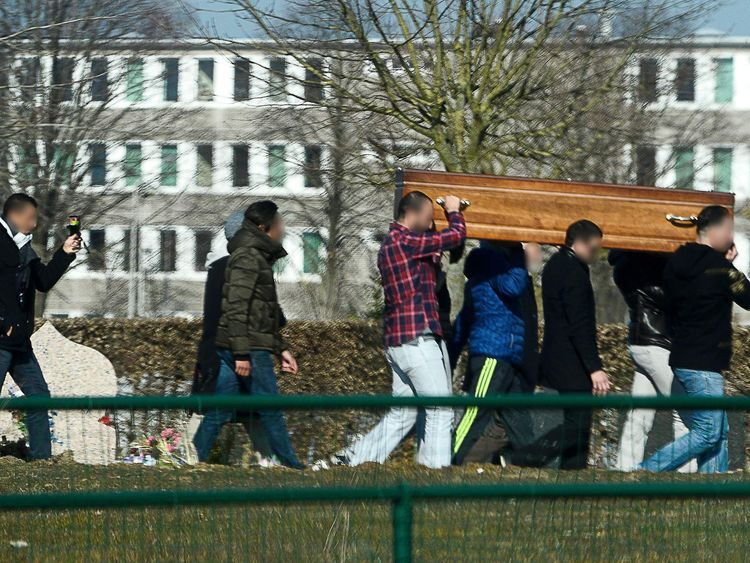 BELGIUM-FRANCE-ATTACKS-ABDESLAM-FUNERAL