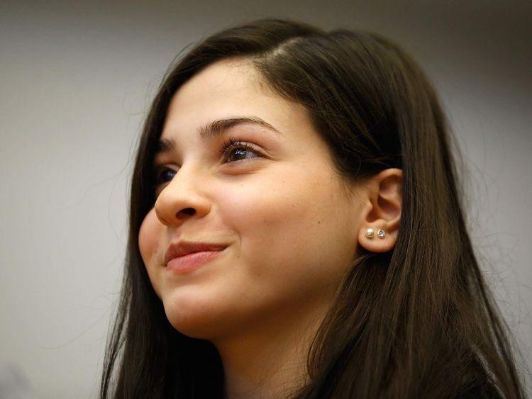 Refugee athlete Yusra Mardini