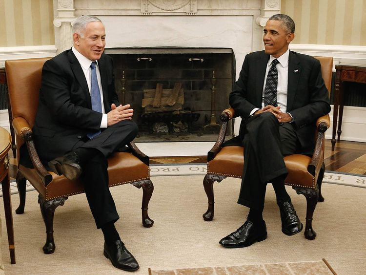 The relationship between Benjamin Netanyahu and Barack Obama has been tense for years