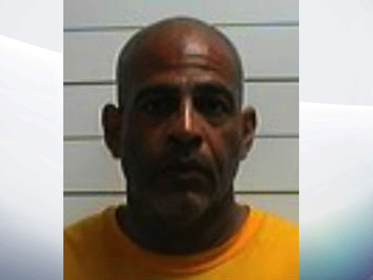 Pablo Ciscart - arrested for robbery at Louisiana fast food restaurant