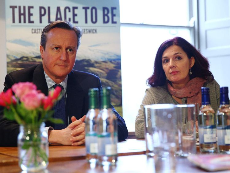 David Cameron Announces Extra Funding For Tourism In The Flood Hit North