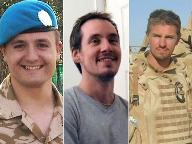 SAS soldiers to be tried over deaths on training march