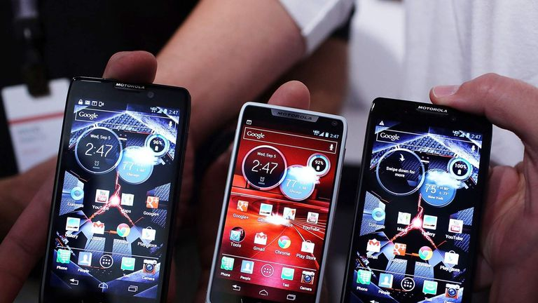Android Phones To Get Remote Kill Switch | Science & Tech News | Sky