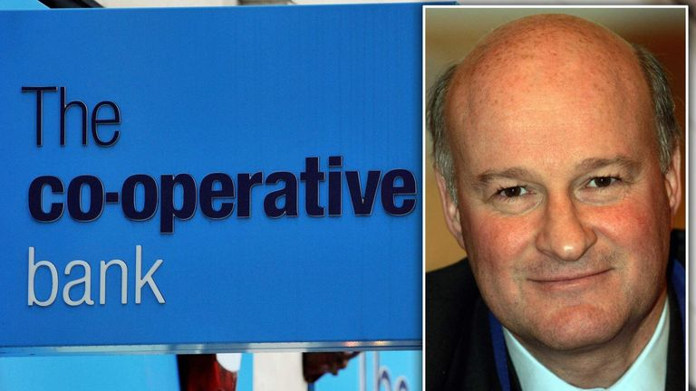 Niall Booker, CEO of The Co-operative Bank