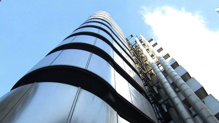 Lloyd's Of London HQ