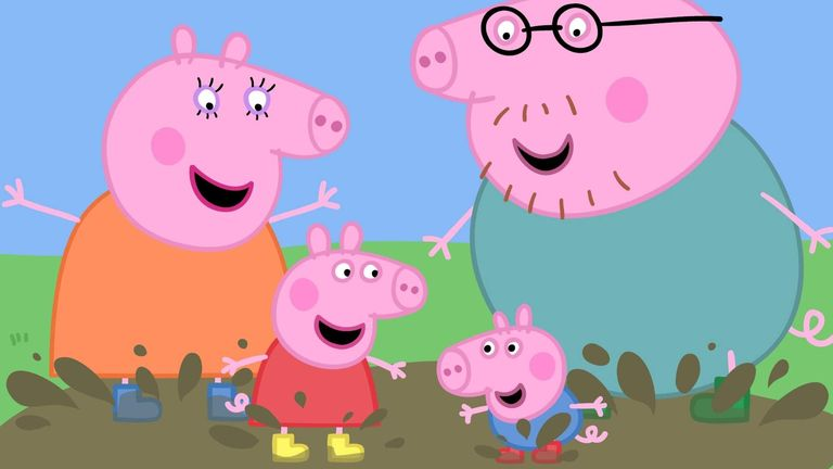 Peppa Pig Faces Chop In Oz Over Budget Row | World News