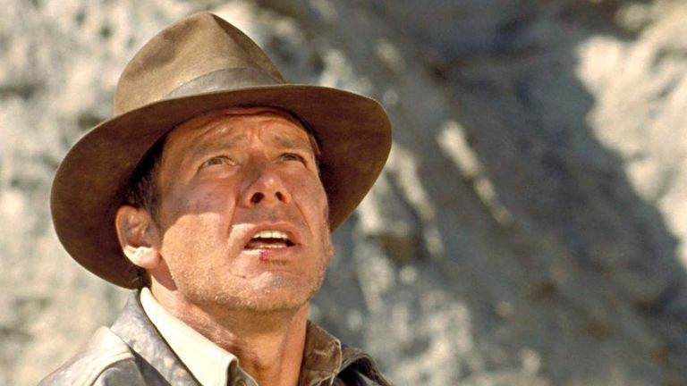 Harrison Ford in Indiana Jones And The Last Crusade (Pic: Lucasfilm Ltd/Paramount/Kobal/Shutterstock)