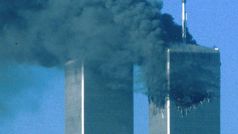 World Trade Centre attack