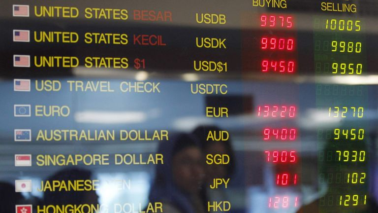 Foreign Currency 'Rate Manipulation' Claims | Business News