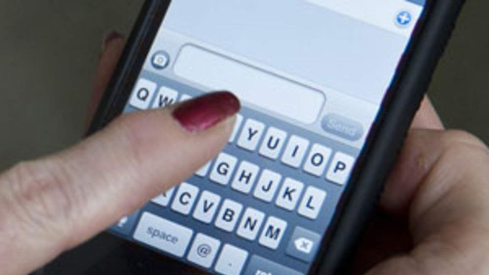 Phone message