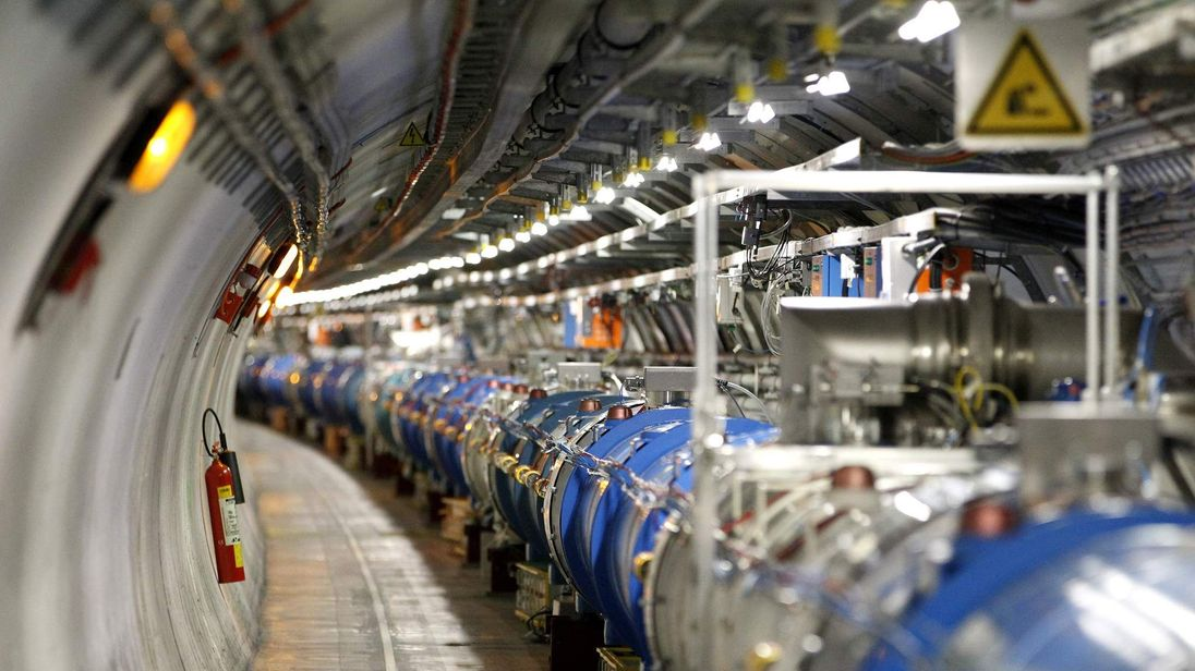 Revamped collider to shine brighter light on physics mysteries at CERN