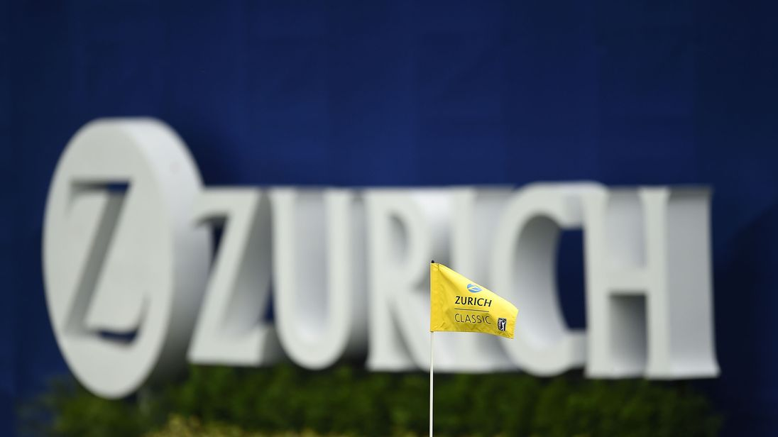 Zurich Classic of New Orleans at TPC Louisiana on April 28, 2016