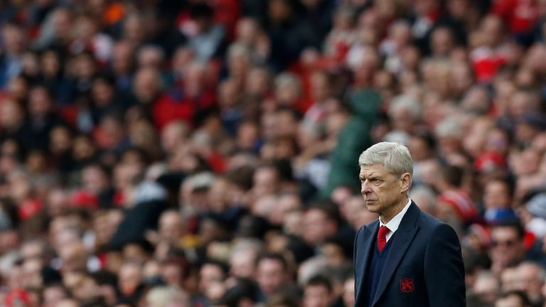 Speaking on the Sunday Supplement, the Sun's Charlie Wyett says Arsenal must replace Arsene Wenger if they are to win the Premier League again