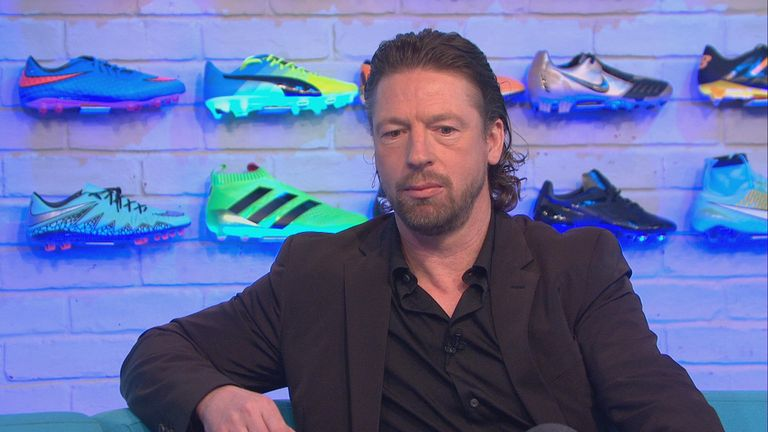 Steffen Freund talks about his work with Tottenham and his role as a pundit