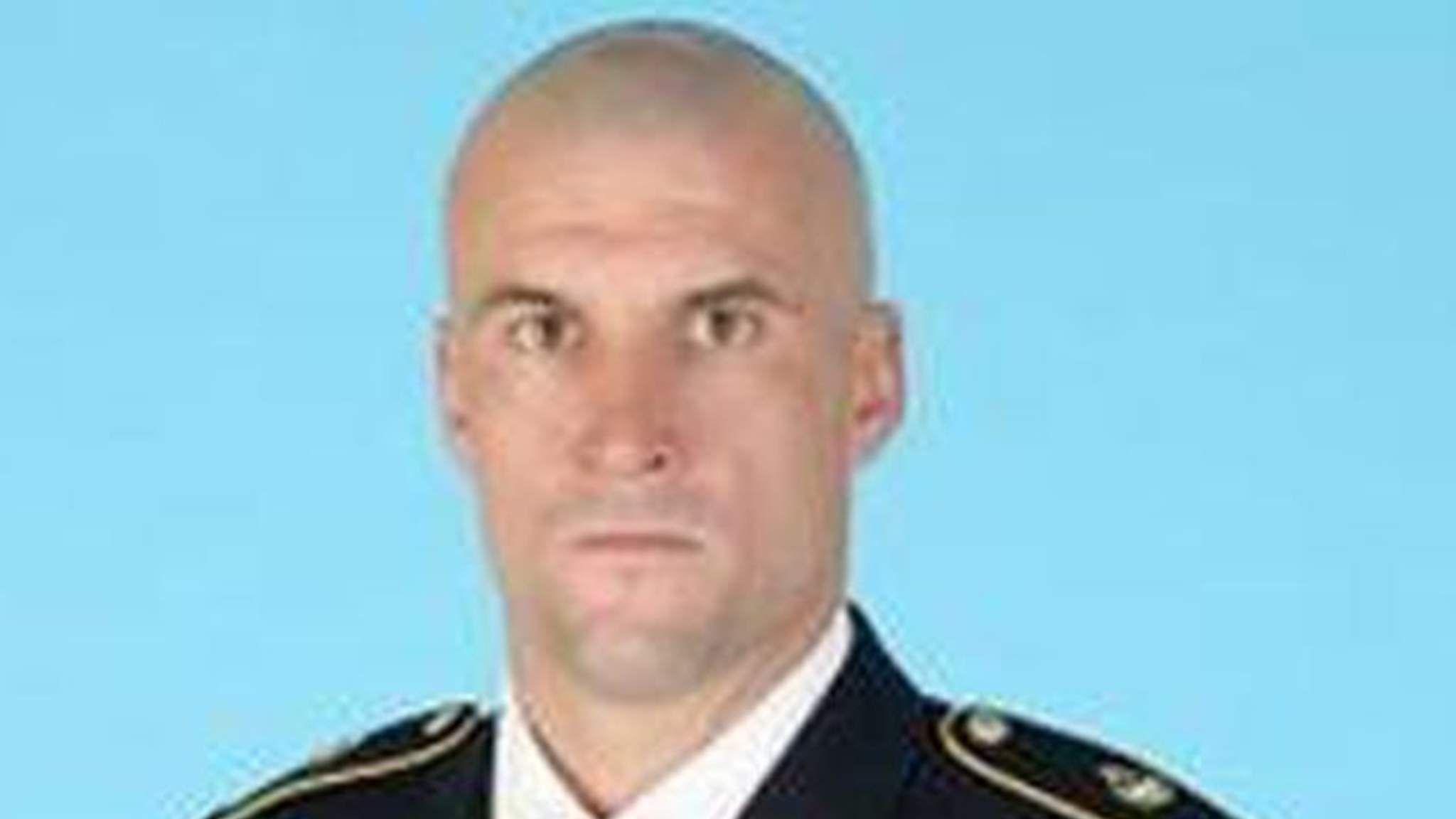 Afghan Dan soldier who beat afghan 'paedophile' keeps job | us news